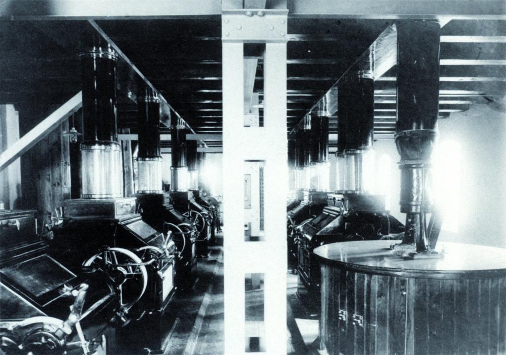 Z dejín mlynárskeho remesla
