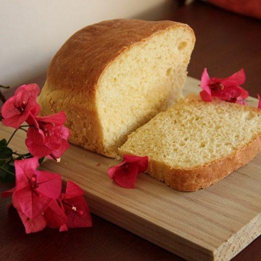 semolina chlieb